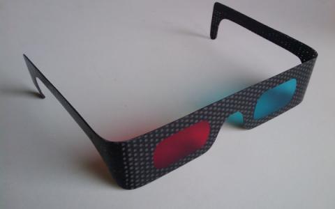 3D GLASSES CARBON